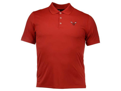 Chicago Bulls adidas NBA Men's Puremotion Polo Shirt