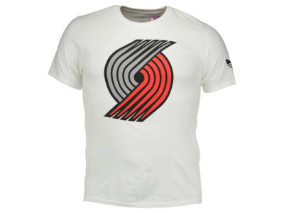 Portland Trail Blazers adidas NBA Men's Big and Clean T-Shirt