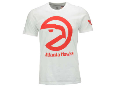 Atlanta Hawks adidas NBA Men's Big and Clean T-Shirt