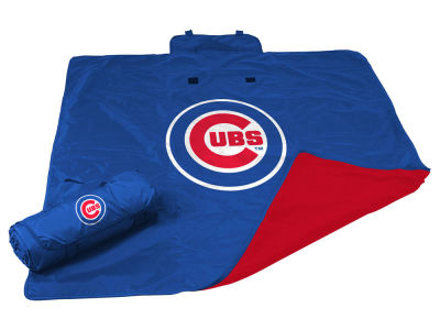 Chicago Cubs All Weather Blanket