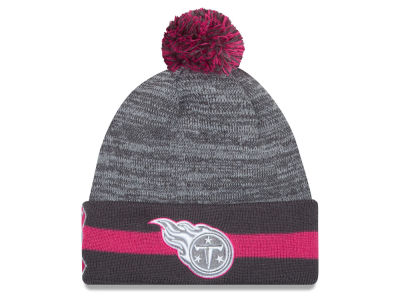 Tennessee Titans New Era NFL 2015 Breast Cancer Awareness Sport Knit