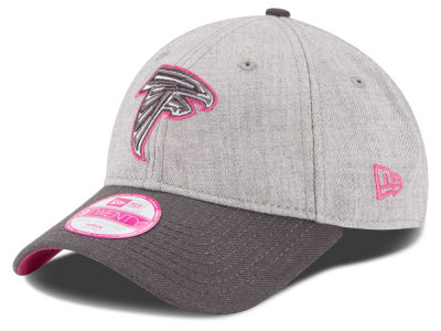 Atlanta Falcons New Era NFL 2015 Women's Breast Cancer Awareness 9TWENTY Cap
