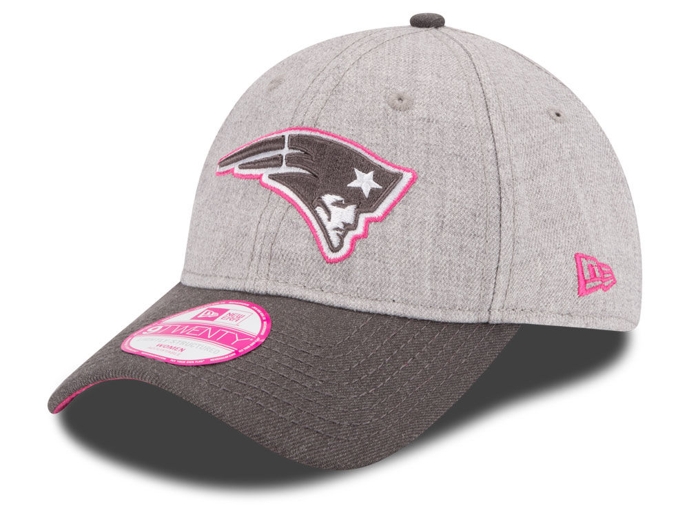 69eeec5ac ... norway new england patriots new era nfl 2015 womens breast cancer  awareness 9twenty cap 11447 6bcb6