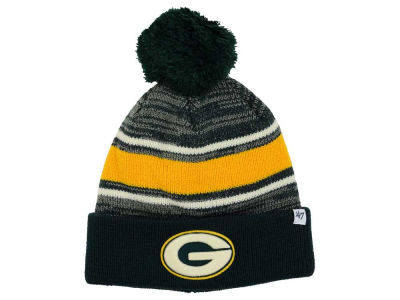 Green Bay Packers '47 NFL '47 Fairfax Pom Knit