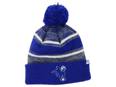 Indianapolis Colts '47 NFL '47 Fairfax Pom Knit