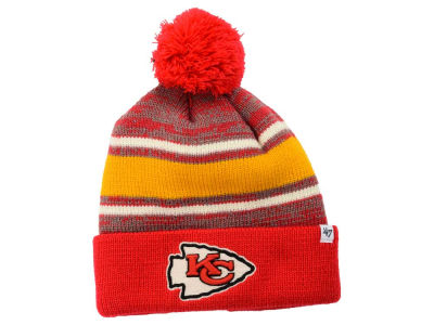 Kansas City Chiefs '47 NFL '47 Fairfax Pom Knit