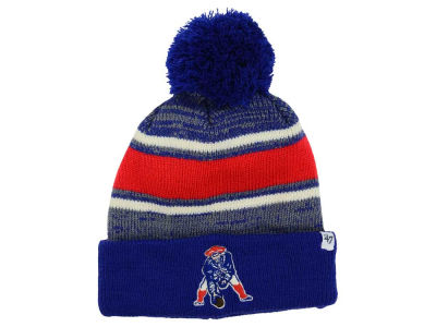 New England Patriots '47 NFL '47 Fairfax Pom Knit