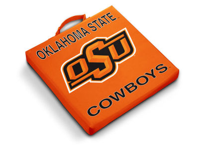 Oklahoma State Cowboys Stadium Seat Cushion-Logo