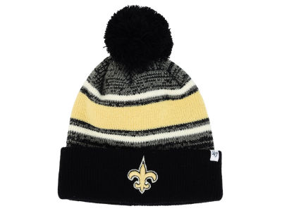 New Orleans Saints '47 NFL '47 Fairfax Pom Knit