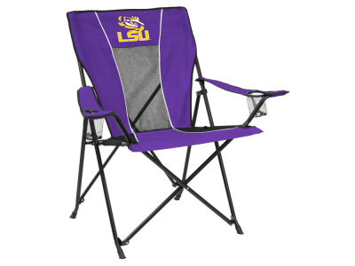 LSU Tigers Logo Brands Game Time Chair