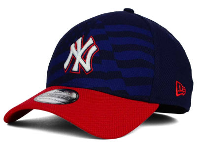 New York Yankees New Era MLB 2015 Stars & Stripes 39THIRTY Cap