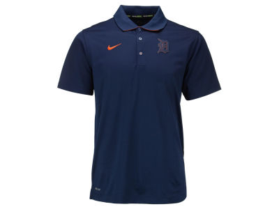 Detroit Tigers Nike MLB Men's Flash Dri-Fit Polo Shirt