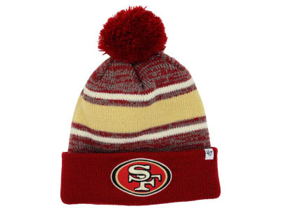 San Francisco 49ers '47 NFL '47 Fairfax Pom Knit