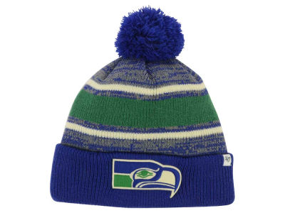 Seattle Seahawks '47 NFL '47 Fairfax Pom Knit