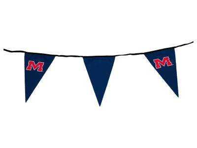 Ole Miss Rebels Party Pennants