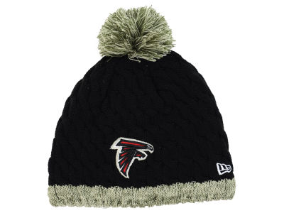 Atlanta Falcons New Era NFL 2015 Women's Salute to Service Knit