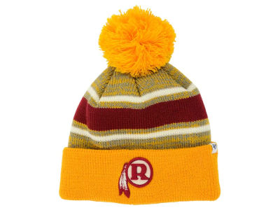 Washington Redskins '47 NFL '47 Fairfax Pom Knit
