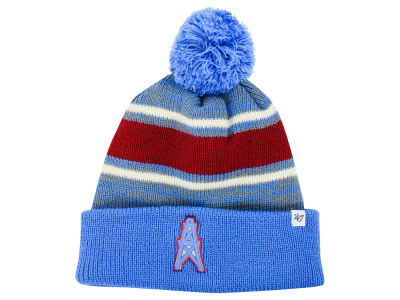 Houston Oilers '47 NFL '47 Fairfax Pom Knit