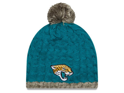 Jacksonville Jaguars New Era NFL 2015 Women's Salute to Service Knit