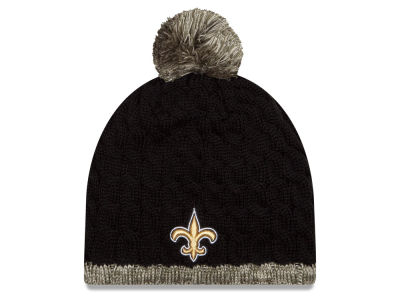 New Orleans Saints New Era NFL 2015 Women's Salute to Service Knit