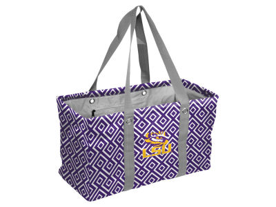 LSU Tigers Logo Brands Picnic Caddy