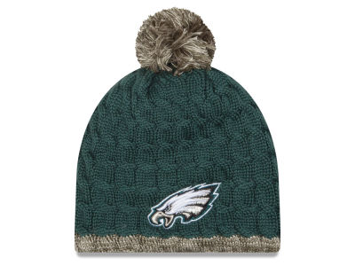 Philadelphia Eagles New Era NFL 2015 Women's Salute to Service Knit
