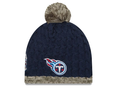 Tennessee Titans New Era NFL 2015 Women's Salute to Service Knit
