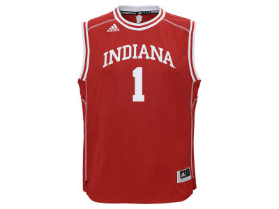 Indiana Hoosiers #1 adidas NCAA Toddler Replica Basketball Jersey