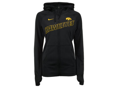 Iowa Hawkeyes Nike NCAA Women's Stadium Full-Zip Hoodie