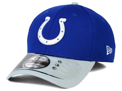 Indianapolis Colts New Era NFL 2015 Training Reverse 39THIRTY Cap
