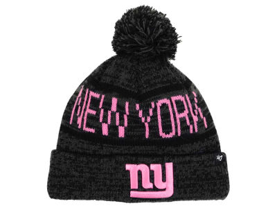 New York Giants '47 NFL Women's '47 Northmont Pom Knit
