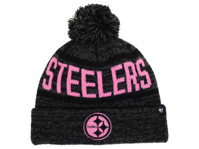 Pittsburgh Steelers '47 NFL Women's '47 Northmont Pom Knit