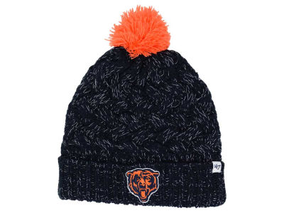 Chicago Bears '47 NFL Women's '47 Fiona Pom Knit