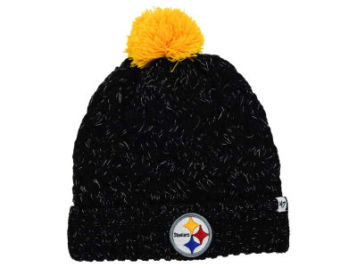 Pittsburgh Steelers '47 NFL Women's '47 Fiona Pom Knit