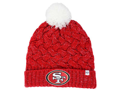 San Francisco 49ers '47 NFL Women's '47 Fiona Pom Knit