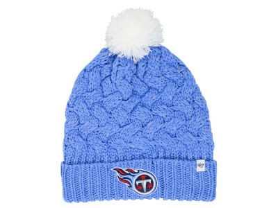 Tennessee Titans '47 NFL Women's '47 Fiona Pom Knit