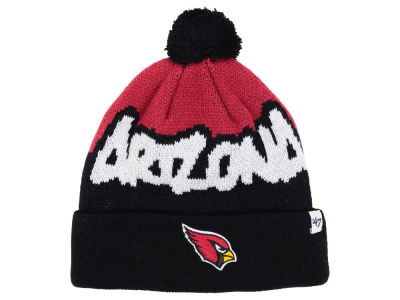 Arizona Cardinals '47 NFL Youth Underdog Pom Knit