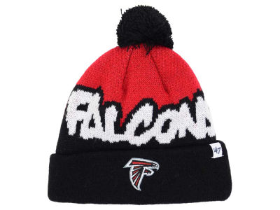 Atlanta Falcons '47 NFL Youth Underdog Pom Knit