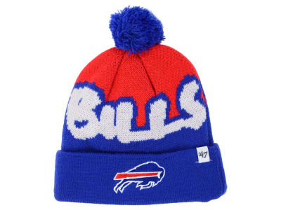 Buffalo Bills '47 NFL Youth Underdog Pom Knit