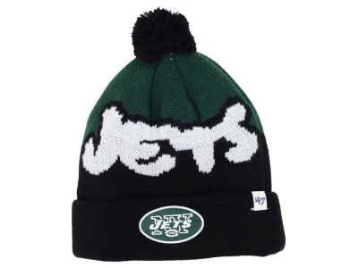 New York Jets '47 NFL Youth Underdog Pom Knit