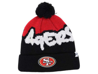 San Francisco 49ers '47 NFL Youth Underdog Pom Knit