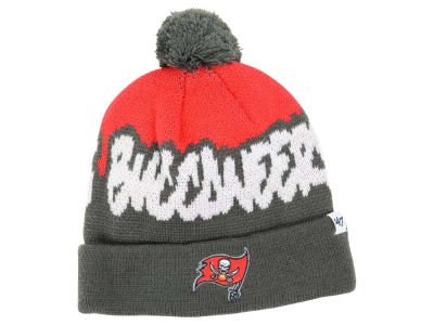 Tampa Bay Buccaneers '47 NFL Youth Underdog Pom Knit