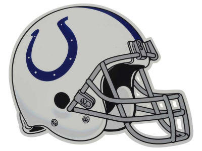 Indianapolis Colts 11x17 Multi Use Decal