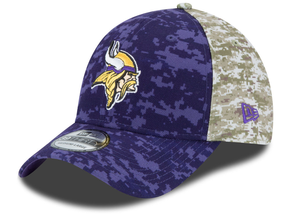 ... purchase minnesota vikings new era nfl 2015 salute to service 39thirty  cap 9b915 66514 0778d1904