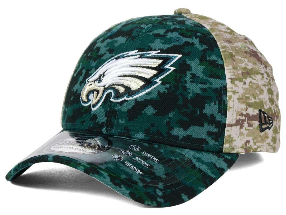 ... cheap philadelphia eagles new era nfl 2015 salute to service 39thirty  cap 76ffe 04a30 fe50ead12