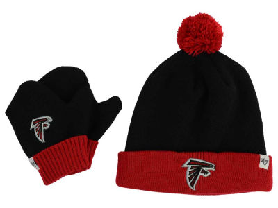 Atlanta Falcons '47 NFL Toddler '47 Bam Bam Knit Set