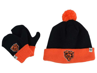 Chicago Bears '47 NFL Toddler '47 Bam Bam Knit Set