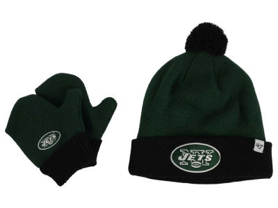 New York Jets '47 NFL Toddler '47 Bam Bam Knit Set