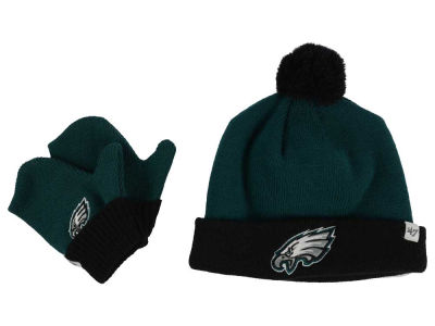 Philadelphia Eagles '47 NFL Toddler '47 Bam Bam Knit Set