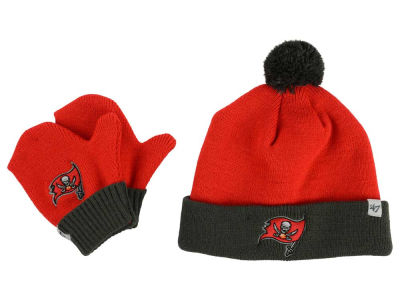 Tampa Bay Buccaneers '47 NFL Toddler '47 Bam Bam Knit Set